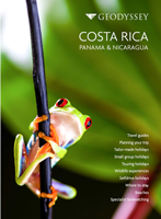 Geodyssey's travel brochure for Costa Rica Panama and Nicaragua