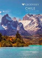 Geodyssey's travel brochure for Chile and Easter Island