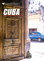 Geodyssey's travel brochure for Cuba