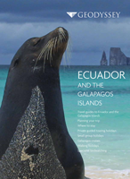 Geodyssey's travel brochure for Ecuador and the Galapagos Islands