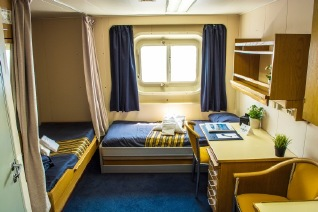 Akademik Sergey Vavilov cabin Twin private cabins (private washroom)