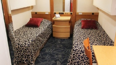 Ocean Endeavour cabin Single