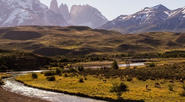 Argentina 'Day walks in Southern Patagonia'