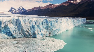 South Patagonian Ice field