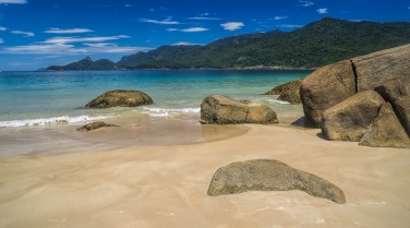 Brazil 'Ilha Grande beach add-on'