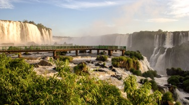 Brazil 'Rio, Iguazu and the Green Coast'