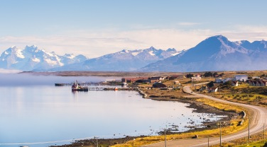 Chile 'On the Road in the Lake District and Patagonia's Far South'