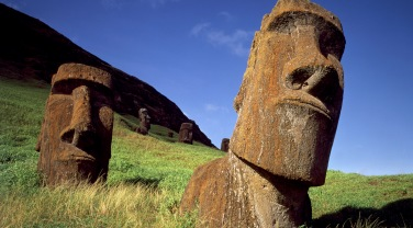 Chile 'A Perfect Easter Island'