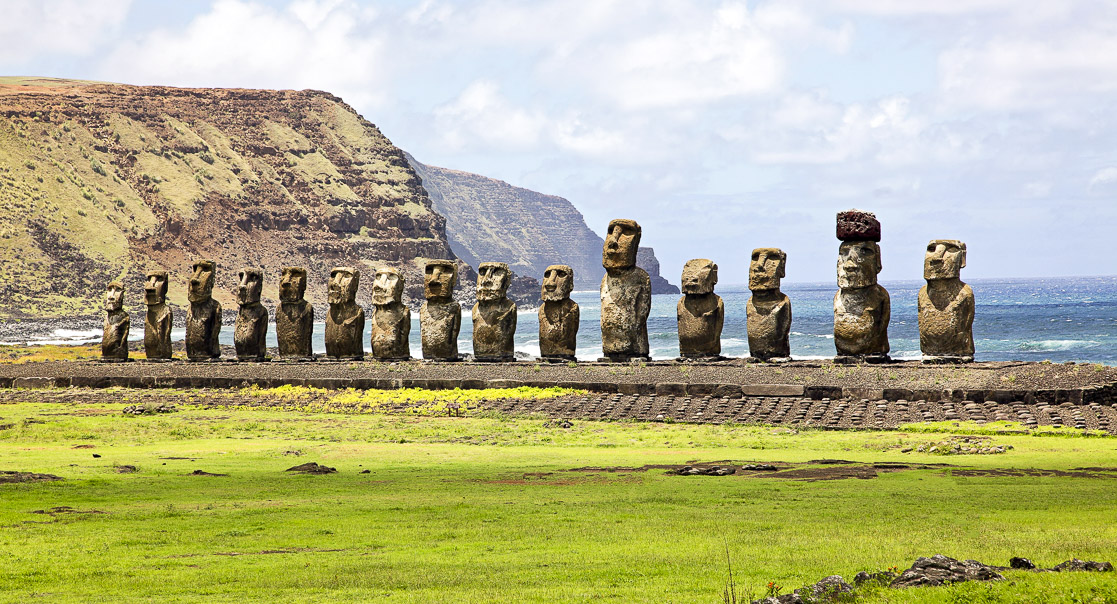 easter island s end Easter island: make the most of its mysteries easter island's sole museum on the southwestern end of the island.