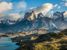 Granite towers of Patagonia
