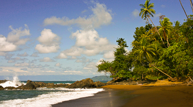 Costa Rica - guide - regions - not northern lowlands