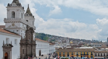 Ecuador - guide - regions - not central andes