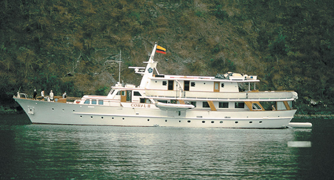 Coral I Amp Ii Galapagos Cruise Itineraries Prices Amp Reviews