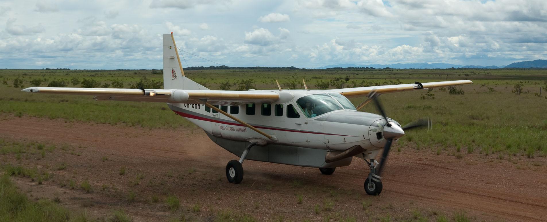 Guyana Travel