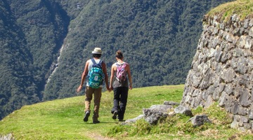 Peru 'A Quieter Inca Trail'