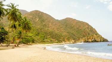 Venezuela 'Beach time at Choroni'